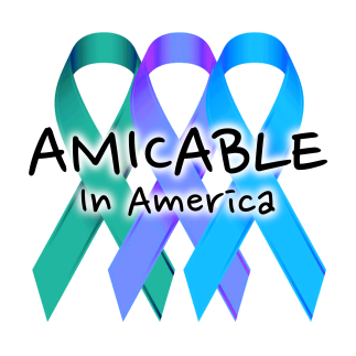 Amicable Pin
