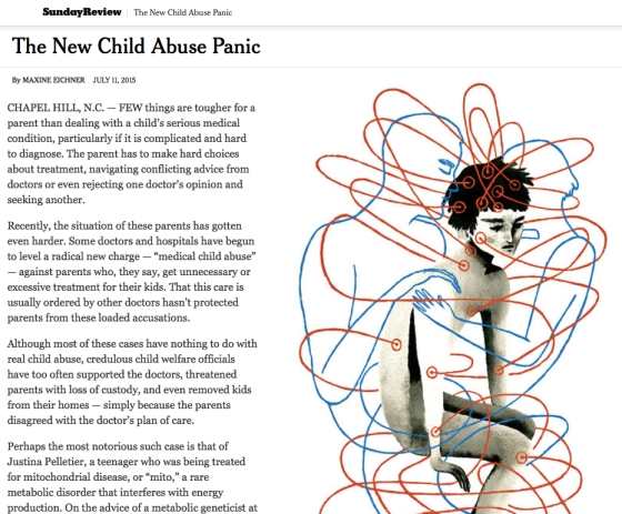 NYTimes The New Child Abuse Panic